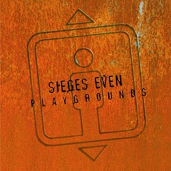 "Sieges Even  - ""Playgrounds"" CD cover image"