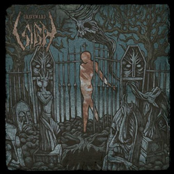 "Sigh - ""Graveward"" CD cover image - Click to read review"