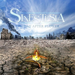 "Sinestesia - ""The Day After Flower"" CD cover image - Click to read review"