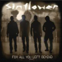 "Sinflower - ""For All You Left Behind"" Promo CD cover image"
