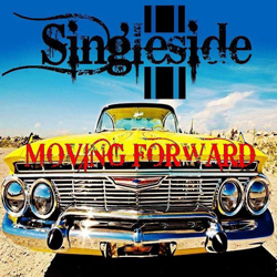 "Singleside - ""Moving Forward"" CD cover image"