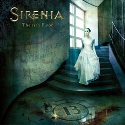 "Sirenia - ""The 13th Floor"" CD cover image - Click to read review"