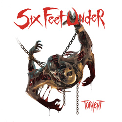"Six Feet Under - ""Torment"" CD cover image"