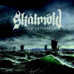 "Skalmold - ""Með Vættum"" CD cover image - Click to read review"