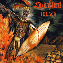 "Skinflint - ""IKLWA"" CD cover image"