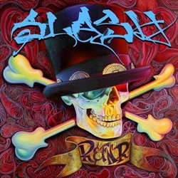 "Slash - ""Slash"" CD cover image"