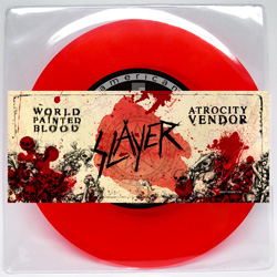 "Slayer - ""Atrocity Vendor"" Vinyl cover image - Click to read review"