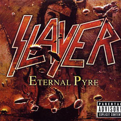 "Slayer - ""Eternal Pyre"" CD/EP cover image"