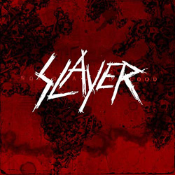 "Slayer - ""World Painted Blood"" CD cover image - Click to read review"