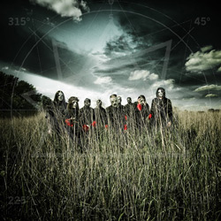 "Slipknot - ""All Hope Is Gone"" CD cover image - Click to read review"