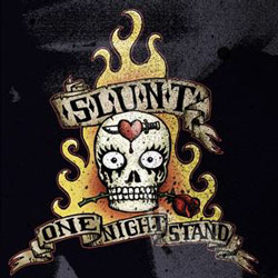 "Slunt - ""One Night Stand"" CD cover image"