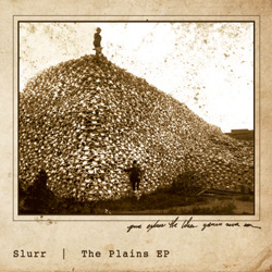 "Slurr - ""The Plains EP"" CD/EP cover image"