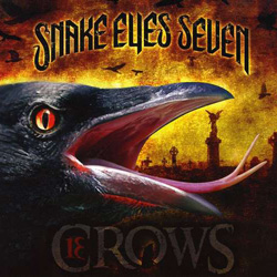 "Snake Eyes Seven - ""13 Crows"" CD cover image"