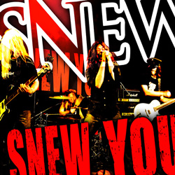 "Snew - ""Snew You"" CD cover image"