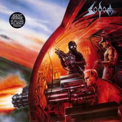 "Sodom - ""Agent Orange (Reissue)"" CD cover image - Click to read review"