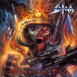 "Sodom - ""Decision Day"" CD cover image - Click to read review"