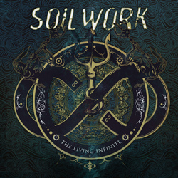 "Soilwork - ""The Living Infinite"" CD cover image - Click to read review"