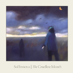 "Sol Invictus - ""The Cruelest Month"" CD cover image"
