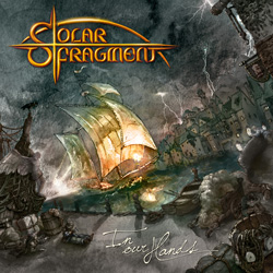 "Solar Fragment - ""In Our Hands"" CD cover image - Click to read review"