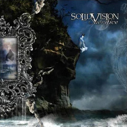 "Solid Vision - ""Sacrifice"" CD cover image - Click to read review"