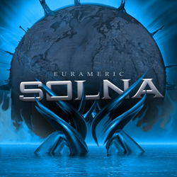 "Solna - ""Eurameric"" CD cover image"