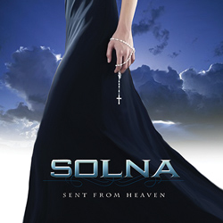 "Solna - ""Sent From Heaven"" CD/EP cover image"