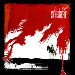 "Solstafir - ""Svartir Sandar"" CD cover image - Click to read review"