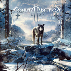 "Sonata Arctica - ""Pariah's Child"" CD cover image"