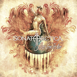 "Sonata Arctica - ""Stones Grow Her Name"" CD cover image"