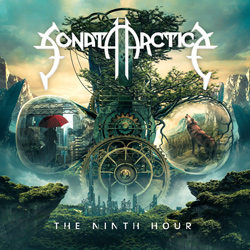 "Sonata Arctica - ""The Ninth Hour"" CD cover image"