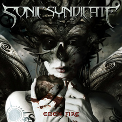 "Sonic Syndicate - ""Eden Fire"" CD cover image"