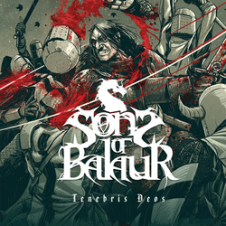 "Sons Of Balaur - ""Tenebris Deos"" CD cover image"