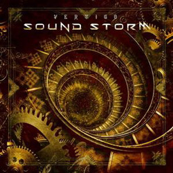 "Sound Storm - ""Vertigo"" CD cover image - Click to read review"