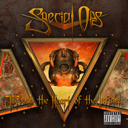 "Special Ops - ""Through the Heart of the Infidel"" CD cover image - Click to read review"