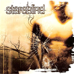 "Stareblind - ""Something Left Unexplained"" CD cover image - Click to read review"