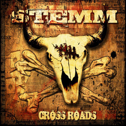 "Stemm - ""Crossroads"" CD cover image - Click to read review"