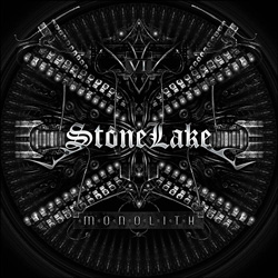 "Stonelake - ""Monolith"" CD cover image - Click to read review"
