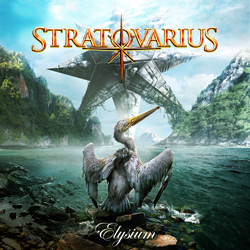 "Stratovarius - ""Elysium"" CD cover image - Click to read review"