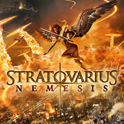 "Stratovarius - ""Nemesis"" CD cover image"