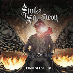 "Stuka Squadron - ""Tales Of The Ost"" CD cover image"