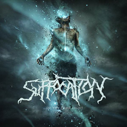 "Suffocation - ""...Of The Dark Light"" CD cover image"