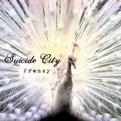 "Suicide City - ""Frenzy "" CD cover image - Click to read review"