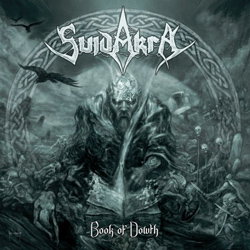 "Suidakra - ""Book of Dowth"" CD cover image"
