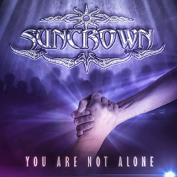 "Suncrown - ""You Are Not Alone"" CD cover image"