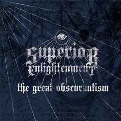 "Superior Enlightenment - ""The Great Obscurantism"" CD cover image - Click to read review"