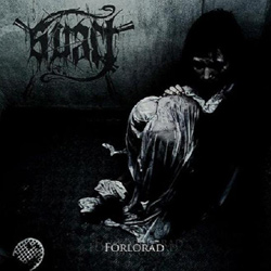 "Svart - ""Forlorad"" CD cover image - Click to read review"