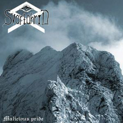"Svartahrid - ""Malicious Pride"" CD cover image - Click to read review"