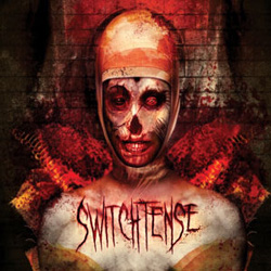 "Switchtense - ""Switchtense"" CD cover image"