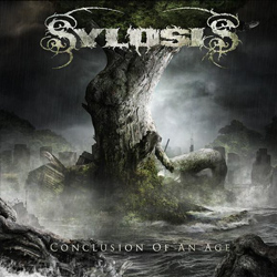 "Sylosis - ""Conclusion of an Age"" CD cover image"