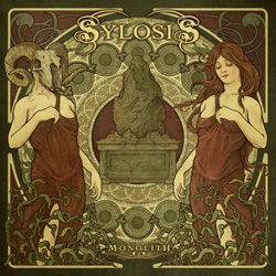"Sylosis - ""Monolith"" CD cover image - Click to read review"